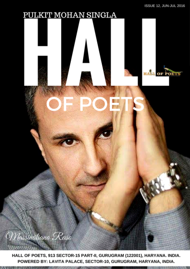 Hall of Poets Ezine June - July 2016